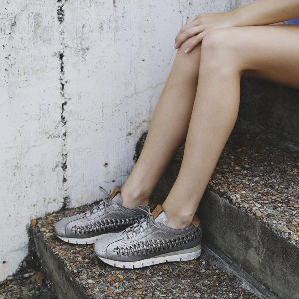OTBT Shoes Nebula Silver