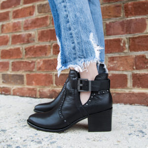 Nicole Kelby Bootie Ankle Boot