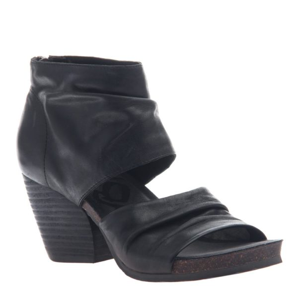 OTBT Patchouli Black Heel