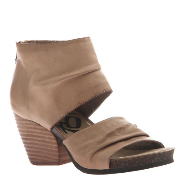 OTBT Patchouli Light Taupe Heeled Sandal